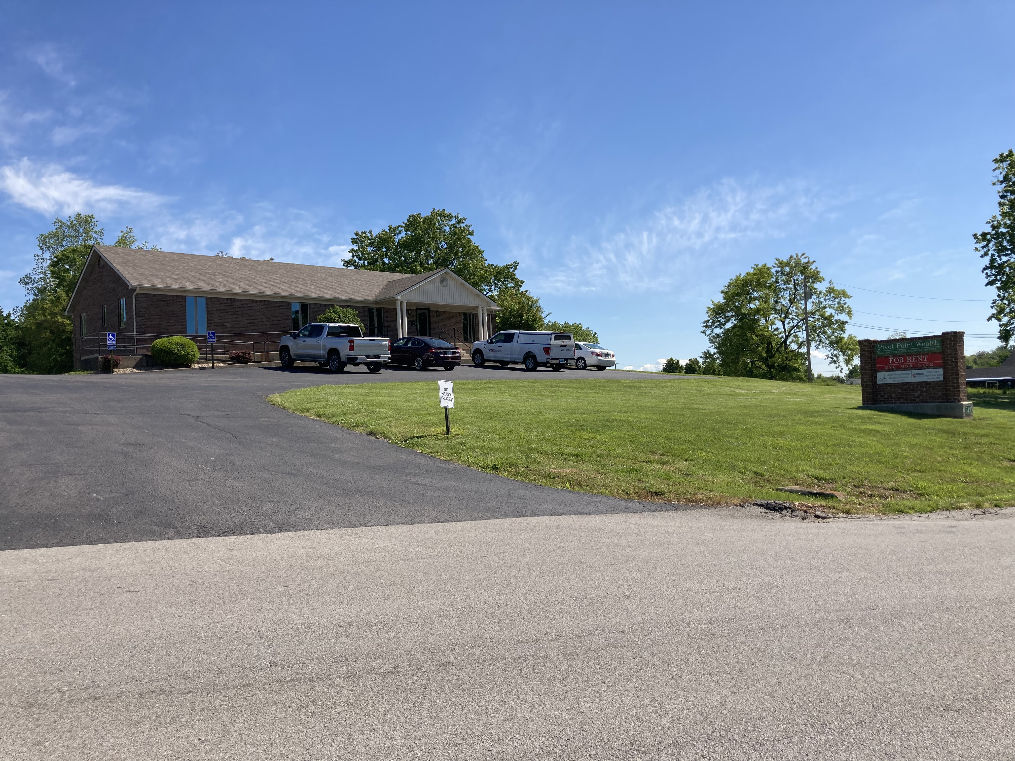 Office Space For Lease Meade County 512 Hillcrest Dr. Brandenburg, KY 40108